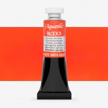 Blockx : Watercolour Paint : 15ml : Pyrrolo Vermilion