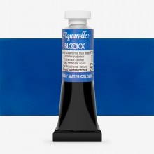 Blockx : Watercolour Paint : 15ml : French Ultramarine Blue Deep