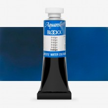 Blockx : Watercolour Paint : 15ml :Indigo