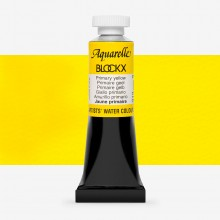 Blockx : Watercolour Paint : 15ml : Primary Yellow