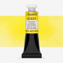 Blockx : Watercolour Paint : 15ml : Nickel Yellow