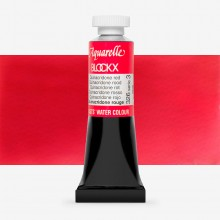 Blockx : Watercolour Paint : 15ml : Quinacridone Red