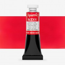 Blockx : Watercolour Paint : 15ml : Crimson Lake