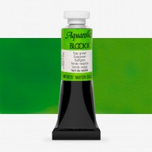 Blockx : Watercolour Paint : 15ml : Sap Green