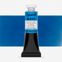 Blockx : Watercolour Paint : 15ml : Cerulean Blue