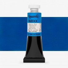Blockx : Watercolour Paint : 15ml : Cyanine Blue