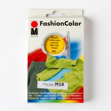 Marabu : FashionColor Washing Machine Fabric Dye : 30g : Random Colour