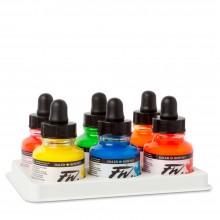 Daler Rowney : Fw Ink : Neon Set