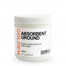 Golden : Absorbent Ground (White) : 236ml