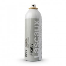 Lascaux : Fixative Spray Can : 300ml : By Road Parcel Only