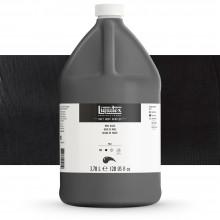 Liquitex : Professional : Soft Body Acrylic Paint : 3780ml : Mars Black