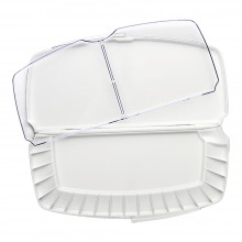 Mijello : 20 Well Folding Plastic Palette : Black