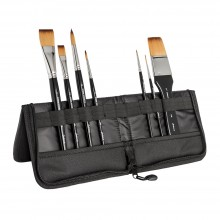Jackson'S : Studio Synthetic Brush Set : Small : Set Of 8