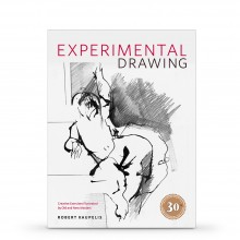 Experimental Drawing Techniques : Book by Robert Kaupelis