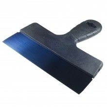 RTF Granville : Caulking Tool : Steel Blade and Black Plastic Handle