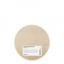 Jackson's : 6mm Circular Plywood Panel : 20cm Diameter