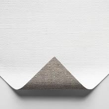Belle Arti : 533 Medium Fine Linen : 399gsm : Universal Primed : 210cm Wide : Per Metre