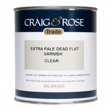 Craig & Rose : Oil Varnish