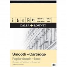 Daler Rowney : Cartridge Paper : Gummed Pads