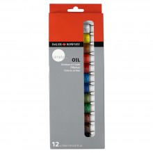 Daler Rowney : Simply Oil Sets