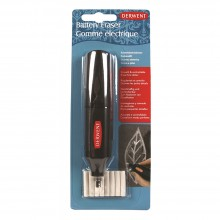 Derwent : Battery Operated Eraser