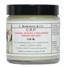 Roberson : C.R.P. Cleansing Reviving & Preserving Medium 120ml *Haz*