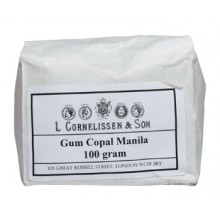 Cornelissen : Gum Copal (Manila) : 100g