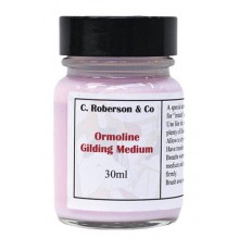 Roberson : Gilding Medium : For Paper Gilding : 30ml