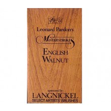 Leonard Pardon : Masterstrokes DVD : English Walnut : 37mins