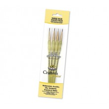 Royal Brush : Sable Detail Liner Brush Set