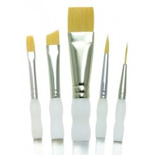 Royal & Langnickel : Soft Grip Brush Beginners Set