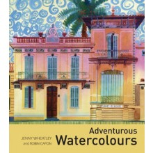 Adventurous Watercolours : Book by Jenny Wheatley