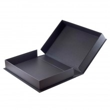 Jackson's : Black Basic Archival Boxes : 50 mm Deep