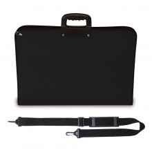 Mapac : Academy Cases : Black : With Shoulder Strap