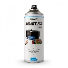 Ghiant : Ink Jet Fixative : 400ml : Gloss : Ship By Road Only