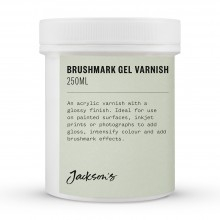 Jackson's : Brushmark Gel Varnish : 250ml