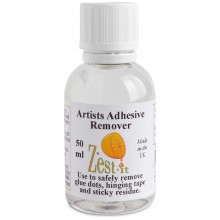 Zest It : Artist Adhesive Remover : 50ml