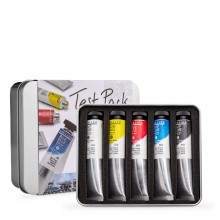 Sennelier : Rive Gauche : Oil Paint : 21ml : Test Set of 5