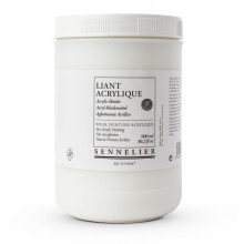 Sennelier : Acrylic Binding Medium : 900ml