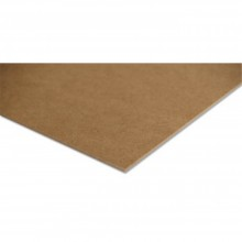 Backing Board Panel :  2.5mm MDF