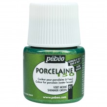 Pebeo : Porcelaine Shimmer Paint : 45ml