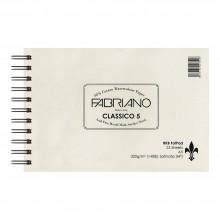 Fabriano : 5 : Watercolour Paper : Fat Pad : 25 Sheets : A5