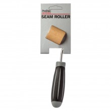 RTF Granville : Wooden Seam Roller : Single Arm : Soft Grip Handle