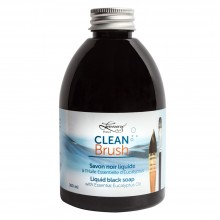 Leonard : Clean Brush : Liquid Black Soap : 300ml