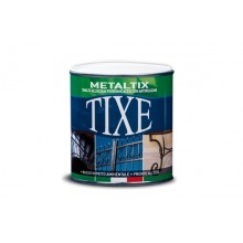 Tixe : Metalix : Water Based Enamel : Antiqued Wrought Iron Effect