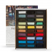 Sennelier : Soft Pastel : Half Stick Set of 30 : Plein Air Urban