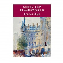DVD : Mixing It Up In Watercolour : Charles Sluga