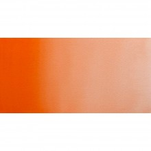 Winsor & Newton : Professional Watercolour Paint : Half Pan : Winsor Orange (Red Shade)