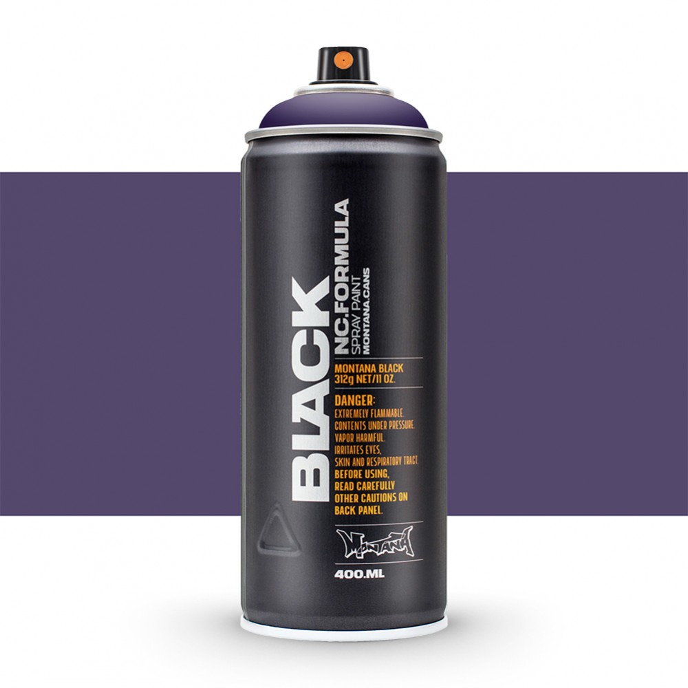 Montana : Black : 400ml : Universe : By Road Parcel Only