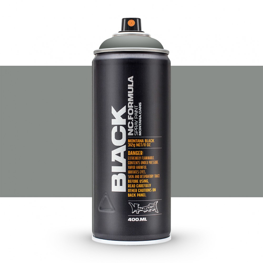 Montana : Black : 400ml : Rhino : By Road Parcel Only